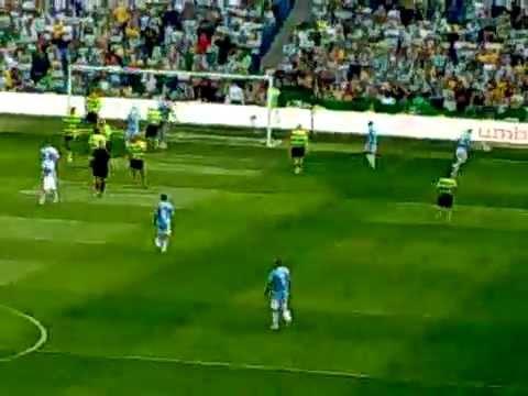 Manchester City vs Celtic (freindly)