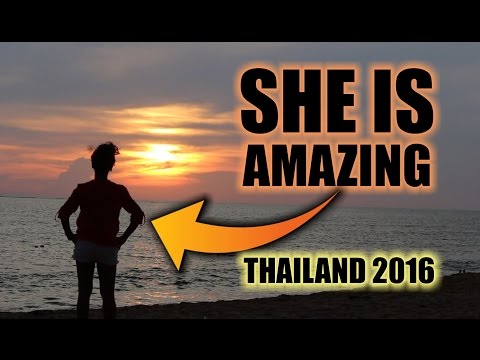 I LOST CONTROL AND MY WIFE IS AMAZING ! Thailand 2016