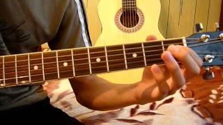 """Как Играть """"The Beatles - Yesterday (Вчера) НА ГИТАРЕ в ДО МАЖОРЕ ( Видео Разбор Песни С Табами )"""