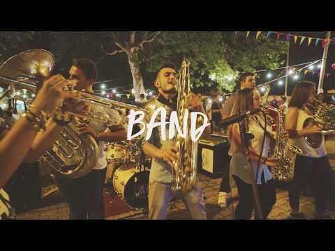 BAND'A BOOM • Cool brass funky music