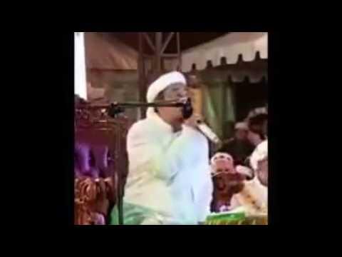 Habib Rizieq Nyanyi Suket Teki (Cover Didi Kempot)
