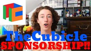 SPONSORSHIP ANNOUNCEMENT!! | TheCubicle.com