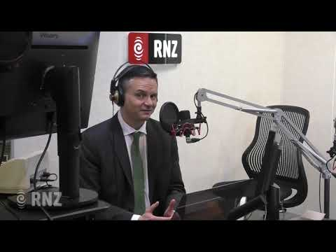 Greens leader James Shaw 'looking forward' to new government - Morning Report