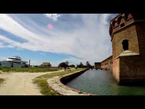 Dry Tortugas National Park - in 4K!
