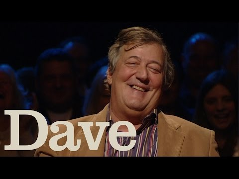Princess Diana Visited Stephen Fry For Tea | Alan Davies: As Yet Untitled | Dave