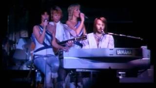 ABBA I Have A Dream Live 1979 Interrupted with Rehearsal Footage