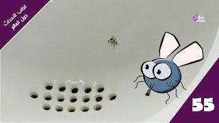 (ذبابة على حمام الرجال توفر مليون دولار !! | غرائب الاحداث - الحلقة 55