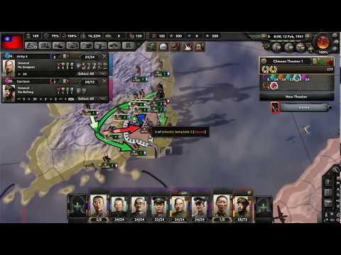 *VOD* - Hearts of Iron IV (Republic of China) - Part 4: Allied