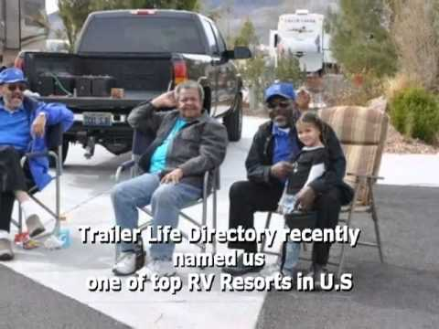 Nevada Treasure RV Resort - NV