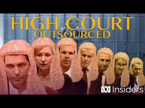 High Court Outsourced