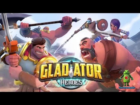 Gladiator Heroes (iOS/Android) Gameplay HD