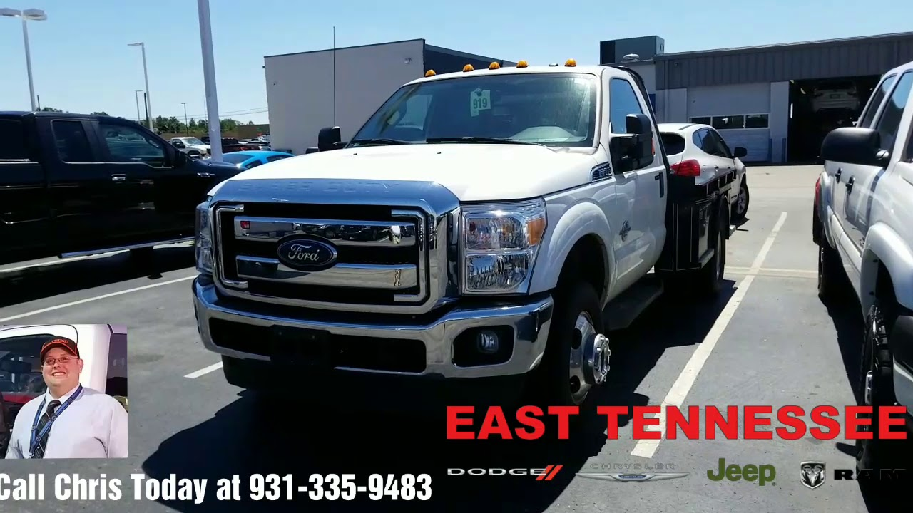 2016 ford f 350 flatbed in crossville tn stock 3r07116 youtube. Black Bedroom Furniture Sets. Home Design Ideas