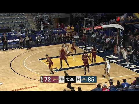 CJ Fair (26 points) Game Highlights vs. Canton Charge
