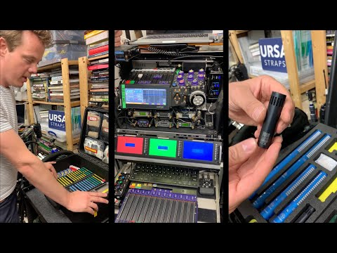 What's In Your Kit? With Sound Mixer Tom Williams | URSA Exclusive