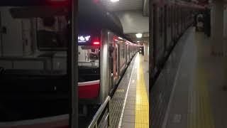 大阪メトロ御堂筋線30000系 なんば駅にて なかもず行発車