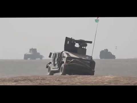 IRAQ WAR - BEST OF KURDISH PESHMERGA ARMY