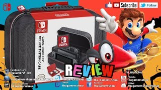 SE05EP09: Nintendo Switch Deluxe Travel Case Review