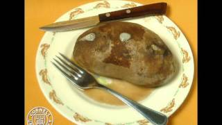 Pectobacterium carotovora (Erwinia carotovora) infected potato