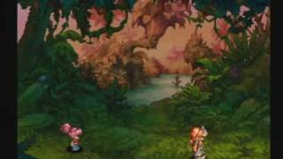 Ps game review Legend of Mana