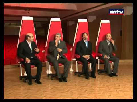 Ktir Salbeh - The Voice - 08/10/2012