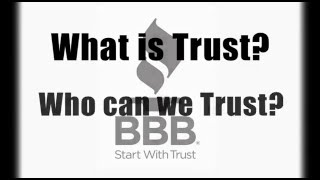 """BBB """"Start with Trust"""" Student Video Contest"""