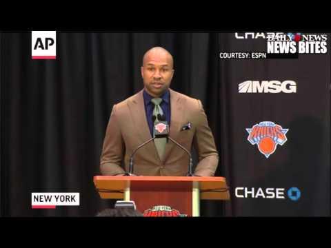 Derek Fisher Fired as Knicks Coach