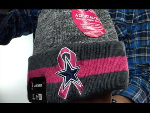 Cowboys  2015 BCA  Knit Beanie Hat by New Era - YouTube 8a0ad11fb