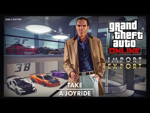 GTA Online: Car Steal Original Score — Take a Joyride