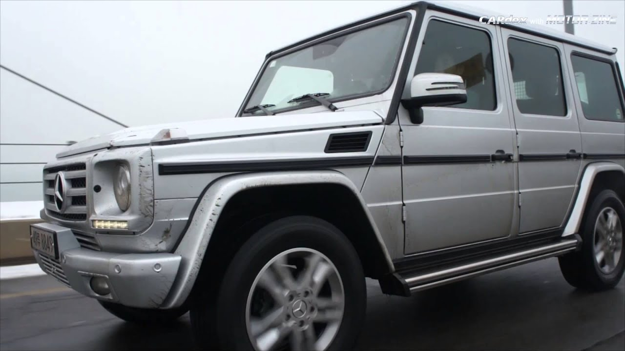 Charming 2013 Mercedes Benz G Class Video Review   YouTube