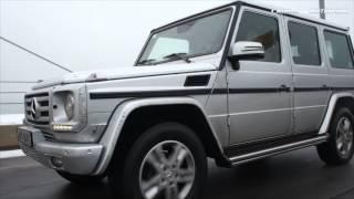 2013 Mercedes Benz G class video review