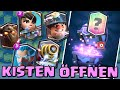 CLASH ROYALE [108] ★ SUPER MAGICAL CHEST OPENING - LUCK AM START ;) ★ Let's Play Clash Royale