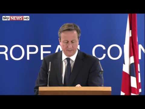 Putin Warned As Crimea Seeks Split & David Cameron Speaks