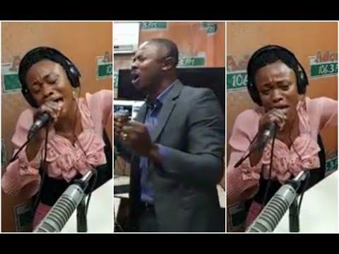 Woow.. Kwamena Idan With Evg. Diana Asamoah Powerful Live Worship - Adom Live Worship Vol 17.