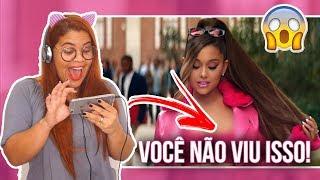 REAGINDO A ARIANA GRANDE  - THANK U, NEXT | COISAS QUE VOCÊ NAO VIU!!