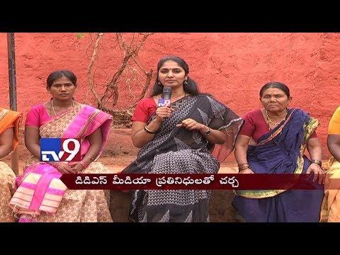 Rural women turn RJs || Sangam Radio || DDS - Naveena - TV9