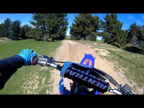 GoPro: Courtney Duncan 2017 Yamaha YZ250F Testing: JCR (Josh Coppins Racing) Compound