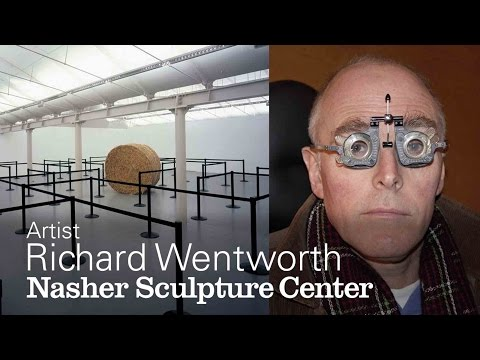 The Substantiality Of Small Things: Artist Richard Wentworth
