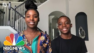"""A Mother And Her Son Go Viral For Their Song """"I Just Wanna Live"""" 