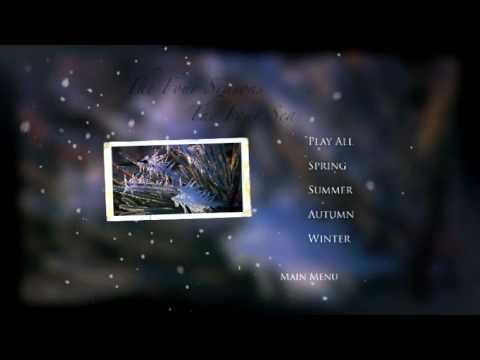 IPTV Four Seasons DVD menu
