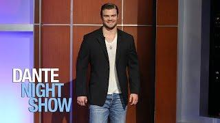 Lars Slind gran actor y modelo norteamericano es fan de telenovelas - Dante Night Show