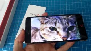 ZTE Nubia Z11 mini S 4\64гб\23 камерафон 2016 года для настольного видеоблогера