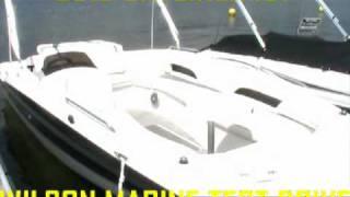 10 Bayliner 197 Deckboat-Test Drive-WilsonBoats.com