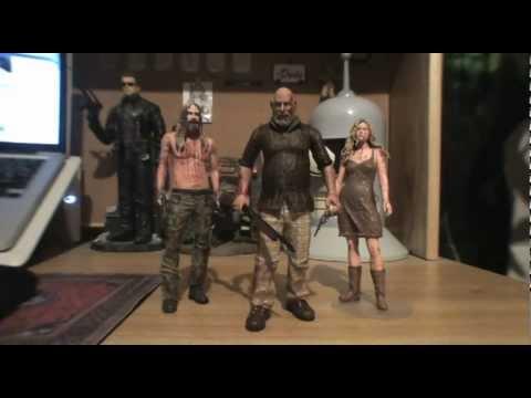 Turmoil In The Toybox - NECA The Devil's Rejects Bloody Showdown Figure 3-Pack