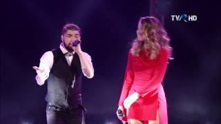 Скачать Ilinca Feat Alex Florea Yodel It Eurovision 2017 Romania Live Audition