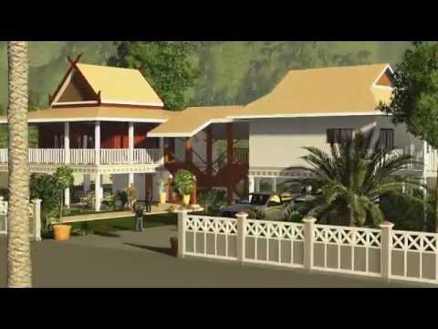 Thai House Design Idea 13 Youtube