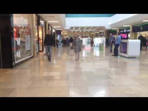 Cardiff shopping centre St Davids