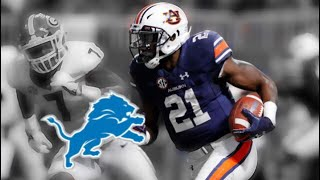"Kerryon Johnson Highlights -""Kooda""-    