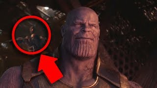 9 Cosas En Avengers: Infinity War Que No Notaste