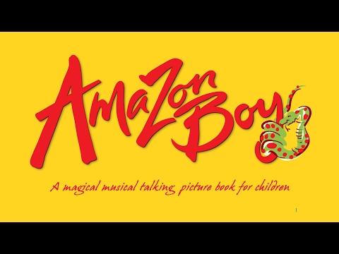 Amazon Boy by Clive A Sansom