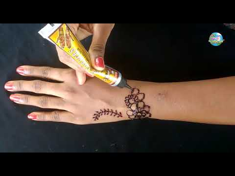 Simple And Easy Mehndi Designs By Suchi Planet
